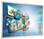 Focus Touch 55 inch wandmontage