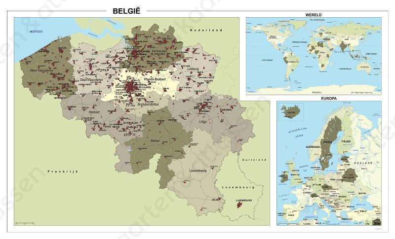 Wereldkaart of landkaart op whiteboard gedrukt voorbeelden thecheapjerseys Images