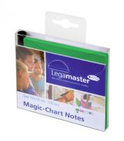 Magic-Chart Notes groen/100 10x10